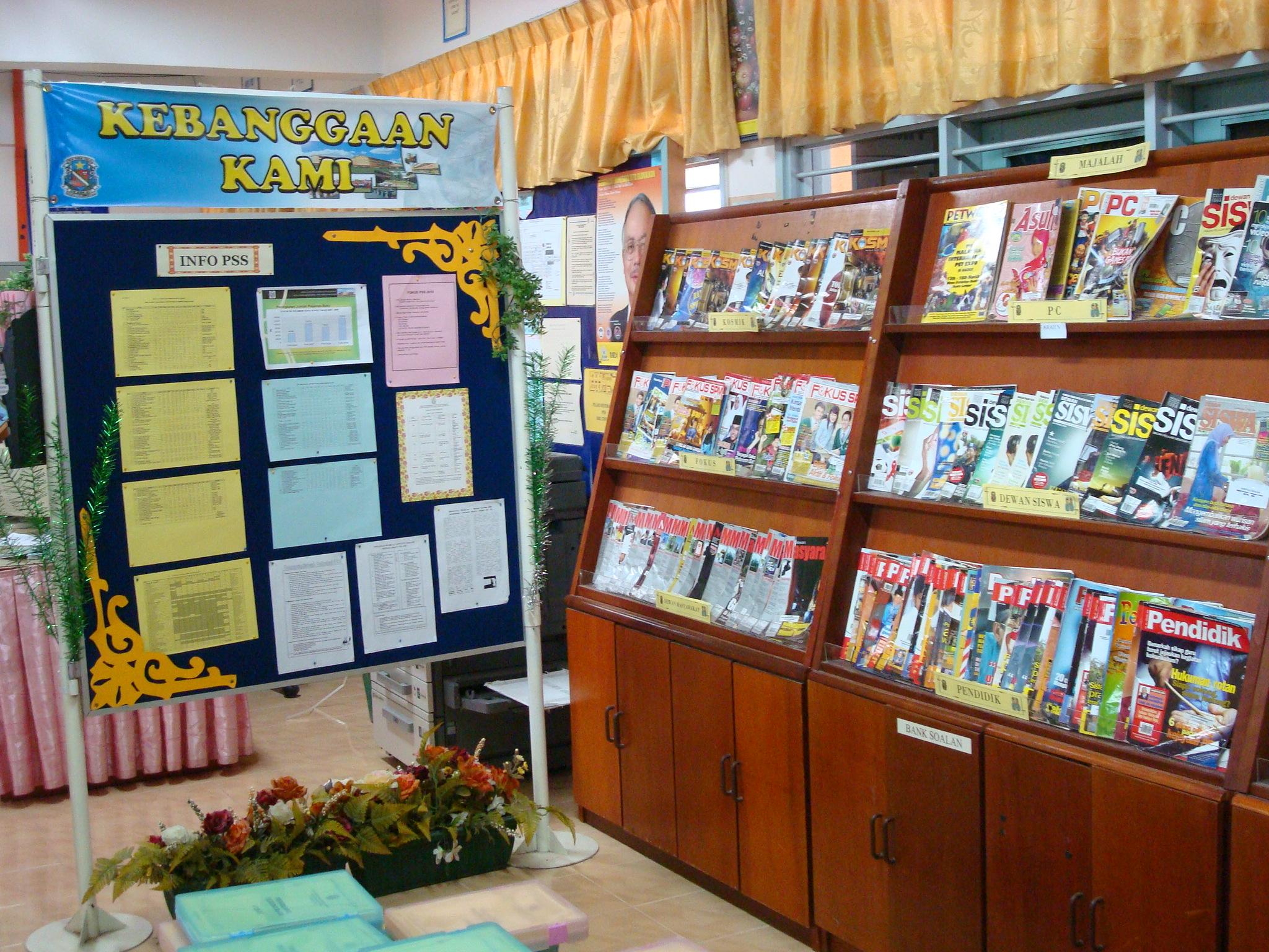 Pengurusan Pss Guru Cemerlang Pusat Sumber Sekolah