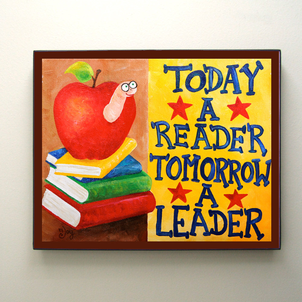 students tomorrow leader Leadership connecting w/the world 7th grade world history with mr  education should be personalized and teachers should be facilitators for students to show the .